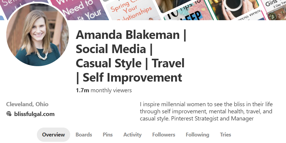 02d0f08e17 10 Things You Need in Your Pinterest Strategy - Amanda Blakeman